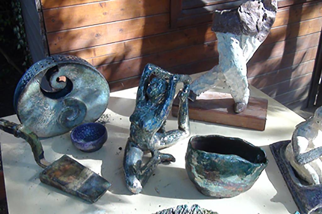Giuseppe Canali Ceramica Raku