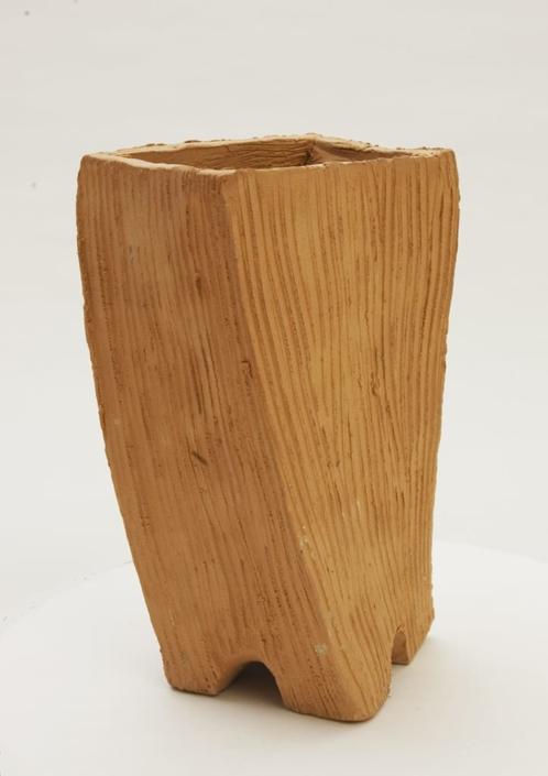Giuseppe Canali Vasetto Twist Ceramica